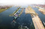 Rijkswaterstaat awards construction of the new sea lock at IJmuiden to Consortium OpenIJ
