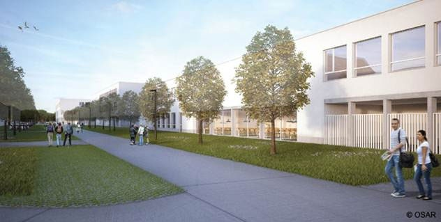 Campus Beringen (project 005-000.V) – osar architects