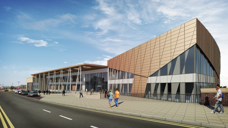 Sunderland College appoints contractor to build City Campus