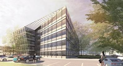 Royal London selects BAM for Egham office block