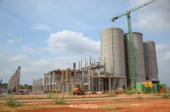 Cement plant in Indonesia