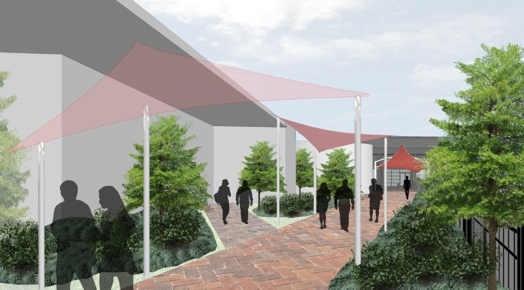 Artists impression Enterprise Zone in Bristol