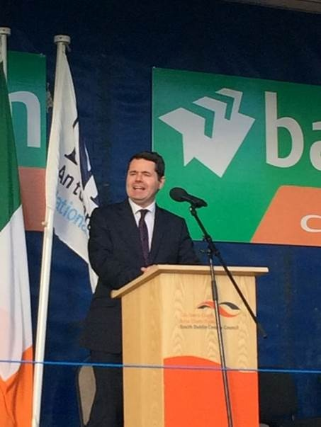 Minister Donohoe