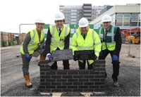 Begin of construction of a Urgent Care and Trauma centre
