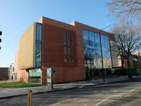 BAM completes east London library and turns to phase II
