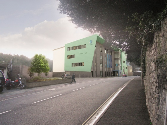 BAM to build £11 million UTC in Devon