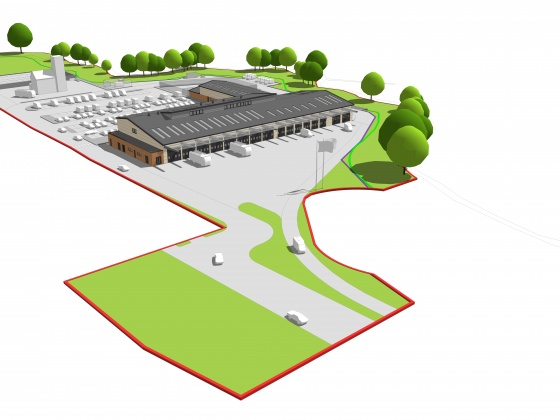 BAM selected to build first combined emergency services centre in Wales