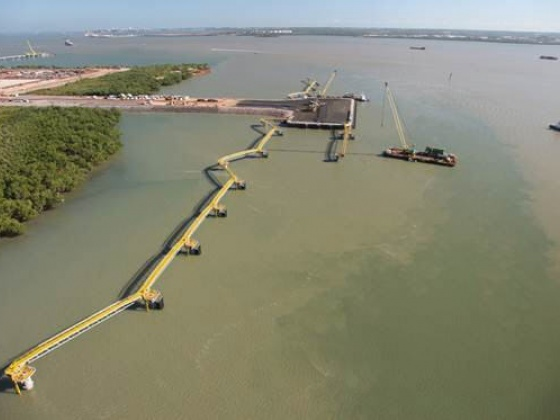 BAM Clough JV completes first Ichthys LNG facility in Australia