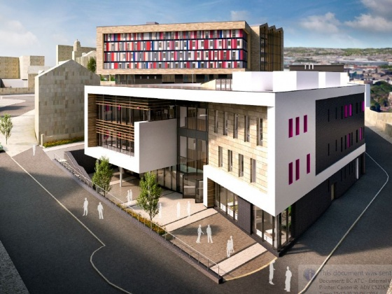 BAM chosen by Bradford to build new Advanced Technology Centre