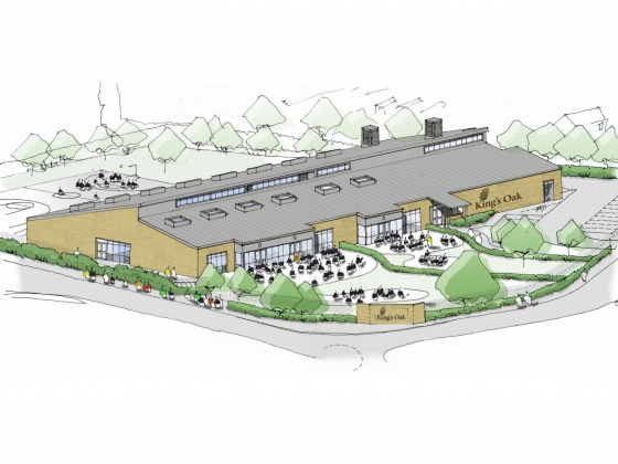 BAM to start new primary school in South Gloucestershire