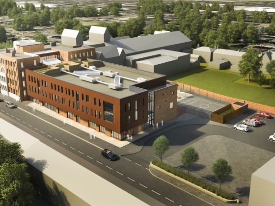 BAM Construction to begin work on Burton & South Derbyshire University Technical College