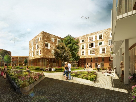 BAM wins €100 million contract for extension campus Cambridge University