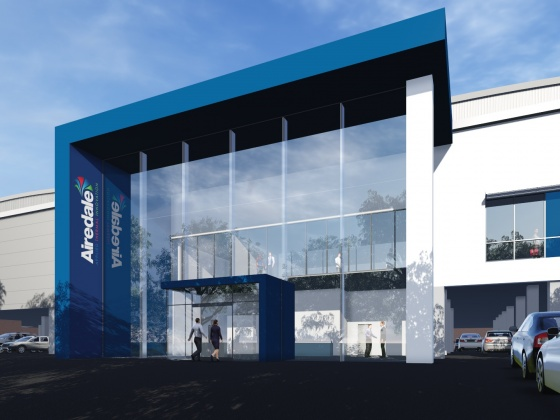 BAM to build £25 million factory for cooling specialist Airedale International