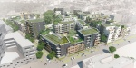 BAM wins joint venture contract for new sustainable district Tivoli in Brussels