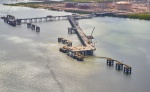 BAM Clough completes Ichthys jetty in Darwin, Australia