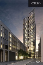 BAM wins contract for 110 metre high office tower in Frankfurt