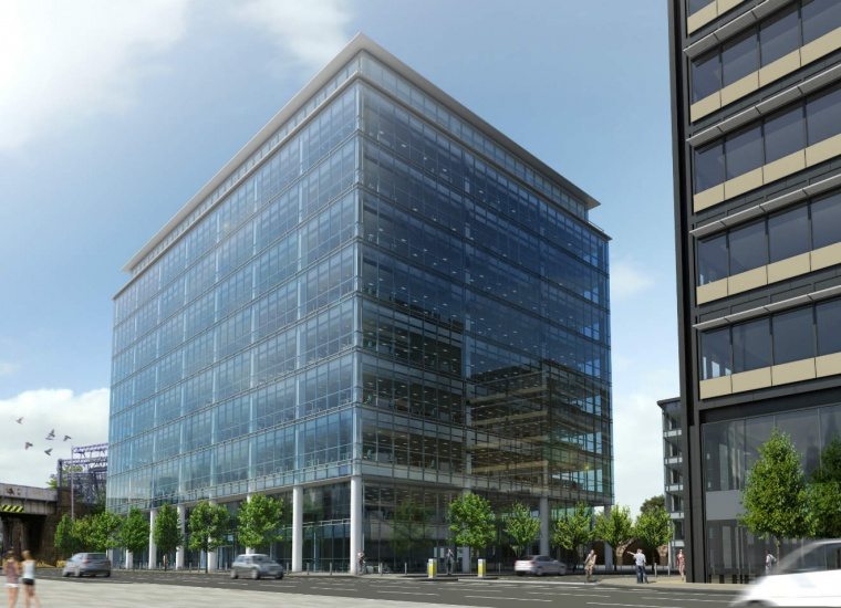 Green light given for BAM Properties Leeds West End office development