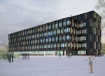 Artists impression new biotechnology research centre